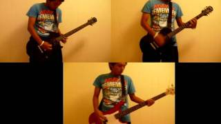 N.G.S - Asian Kung-Fu Generation (Guitar & Bass Cover)