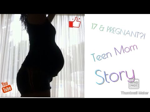 17 And Pregnant! Teen Mom Story video