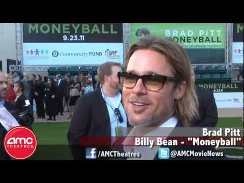 Brad Pitt, Aaron Sorkin talk MONEYBALL with AMC Theatres