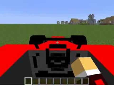minecraft mod manus veichles pack f1 cars 164 ita