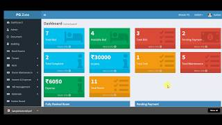 PG Zone -Best Paying Guest Hostel Management System Software In India  | Promo