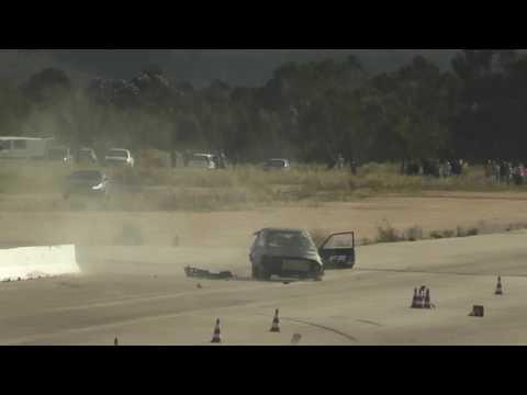 205 td drag crash fatima 6.11.2016