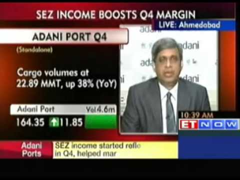 Adani Ports Q4 Net Profit up at Rs 710 Crore