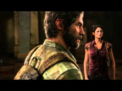 The Last of Us: Tess Death Scene [HD]