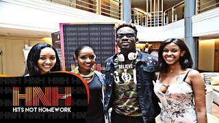 Mr Eazi on what Zagadat means, hilarious experience as a gold marketer + More I HNH 984