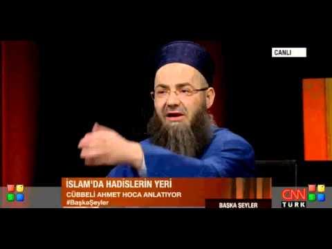 Cubbeli Ahmet Hoca CNN TURK Baska Seyler - 21-12-2014 - Canli - KISIM 1