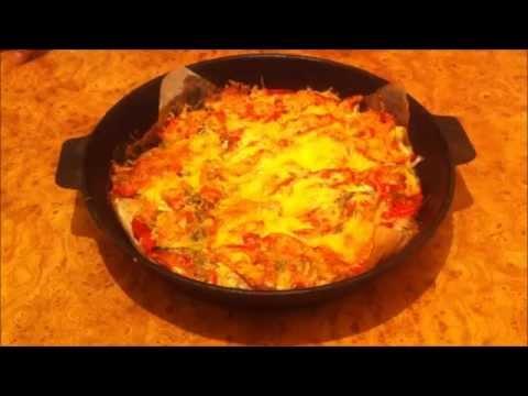 Рыбная запеканка с овощами.http://leoanta.ru/