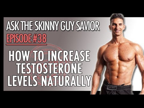 Naturally Testosterone Your How Raise To Levels