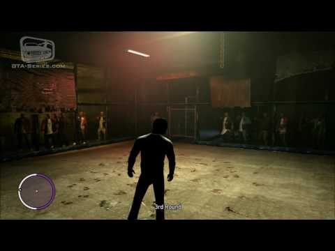 Gta: The Ballad Of Gay Tony - Liberty City Cage Fighters Championship (bear Fight) video