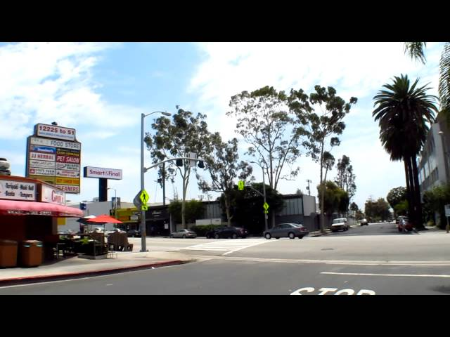 12229 Santa Monica Blvd., Santa Monica, CA  90403 - For Lease