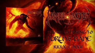 MINES OF MORIA - DURIN'S BANE [OFFICIAL LYRIC VIDEO] (2019) SW EXCLUSIVE