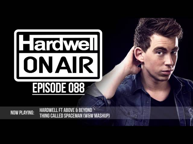 Hardwell On Air 088
