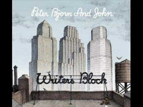Peter Bjorn & John - Paris 2004