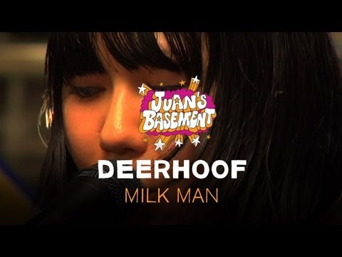 Deerhoof - Milk Man - Juan's Basement
