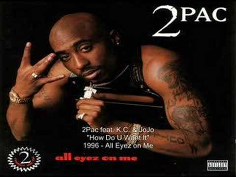 2pac - How Do U Want It Feat. K.c. & Jojo video