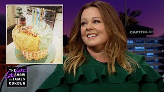 Melissa McCarthy Isn't Afraid of Making an Ugly Cake