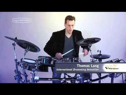 Roland TD-30KV V-Drums® V-Pro® Series — Artist Impressions Scavino Musica