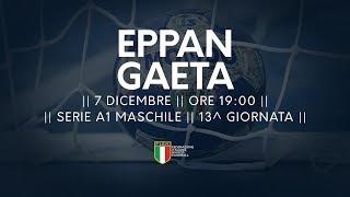 Serie A1M [13^]: Eppan - Gaeta 29-26