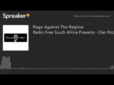 Radio Free South Africa Presents - Dan Roodt CEO of PRAAG.org