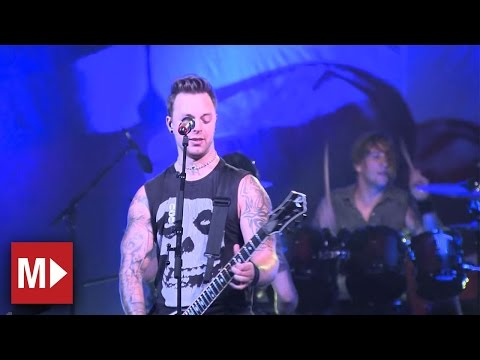 Bullet For My Valentine - Living Life (On The Edge Of The Knife) (Live @ Birmingham, 2013)