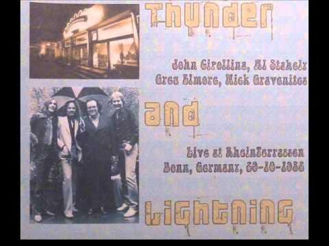 Gravenites/Cipollina Band (aka Thunder&Lightning) - You Can't Hurt Me No More