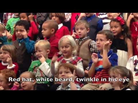 Koda In Kindergarten Holiday Concert video