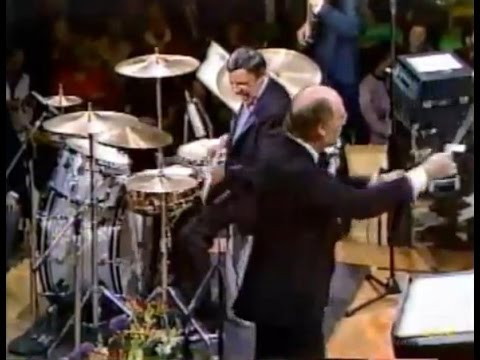 Buddy Rich with John Williams and the Boston Pops