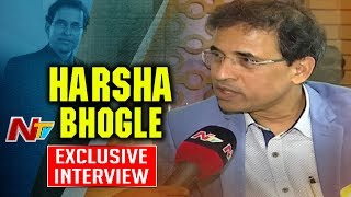 Indian Cricket Commentator Harsha Bhogle Exclusive Interview  Exclusive