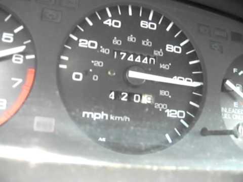 d15b7 turbo runnin on only 6psi