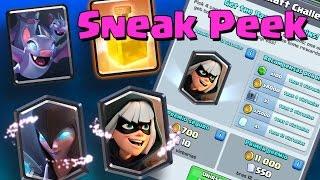 LA BANDIDA, y más NUEVAS CARTAS ¡Y EVENTO ESPECIAL para sacarla GRATIS! | Sneak Peek | Clash Royale