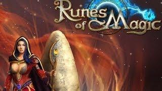 Runes Of Magic - ностальгирую ;(