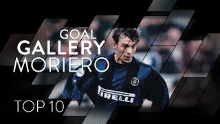 FRANCESCO MORIERO | INTER TOP 10 GOALS | Goal Gallery 🇮🇹🖤💙