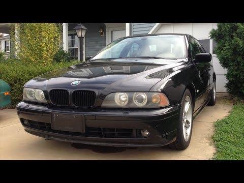 Colton's 2001 BMW E39 540i Introduction