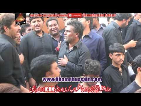 Dhudial Party | Baramdgi Taboot E Imam Hussain as || 20 Saffar 2018 || Syed Qamar Shah House Dhudial