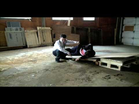 Reservoir Dogs Ear Scene Reenactment