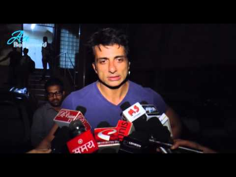 Sonu Sood & Dino Morea Spotted Watching Indonesian Movie The Raid 2