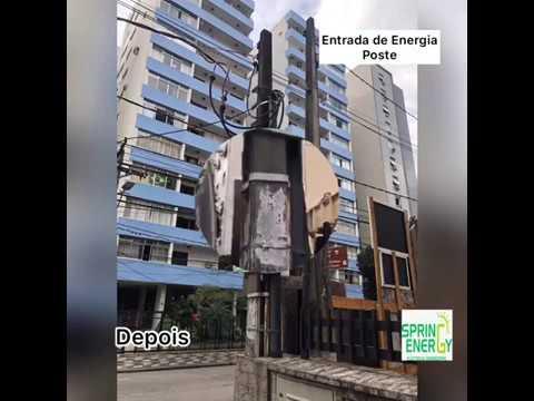 EDIFÍCIO JEQUITIMAR - ADEQUAÇÃO ELÉTRICA - SPRING ENERGY