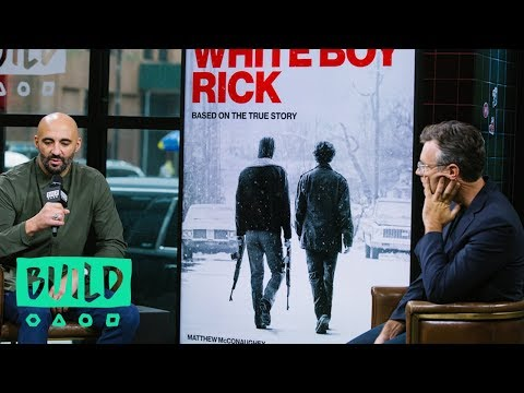"""Shying Away From Tropes In """"White Boy Rick"""""""