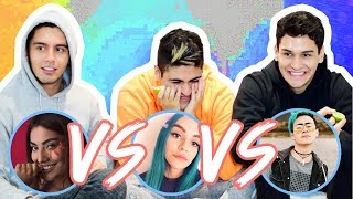YOUTUBER VS YOUTUBER - TEAM X | Alejo Suárez