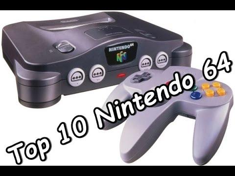 Top 10 Jogos de Nintendo 64
