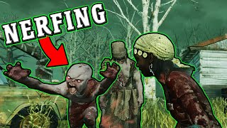 NERFING THE TWINS - Dead By Daylight