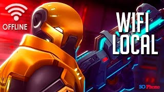 Top 5 Juegos Multijugador OFFLINE via Wifi Local Parte 2!! Android