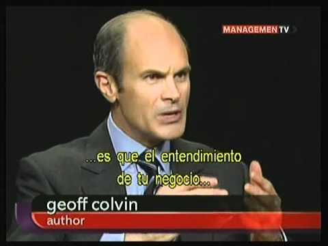 Geoff Colvin - Talent is Overrated (2009) Parte 1