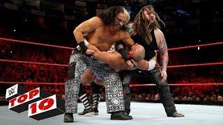Download Lagu Top 10 Raw moments: WWE Top 10, May 14, 2018 Gratis STAFABAND