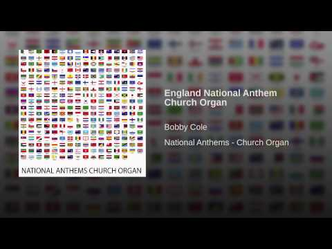 England National Anthem Church Organ