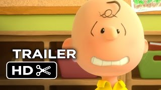 Video clip The Peanuts Movie Official Trailer #1 (2015) - Animated Movie HD