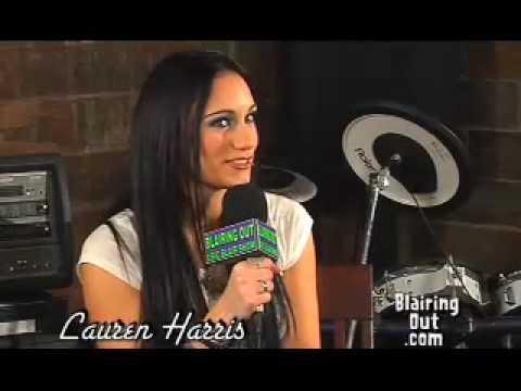Steve Harris Daughter Lauren harris talks with