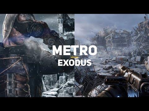Metro: Exodus. Первый взгляд