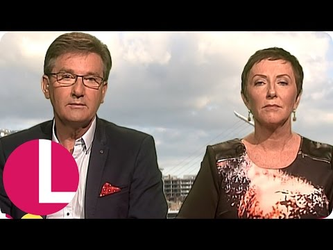 Sir Cliff Richard's Friends Daniel And Majella O'Donnell Speak Out | Lorraine