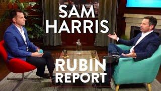 Sam Harris and Dave Rubin Talk Religion, Politics, Free Speech (Full Interview)